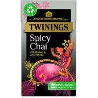 Twinings Spicy Chai 50 Tea Bags