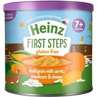 Heinz Multigrain Carrot And Sweetcorn
