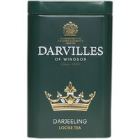 Darvilles Of Windsor Darjeeling Loose Tea 100G