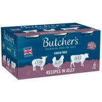 Butchers Nourish Food For Dogs 6x Mixed Selection