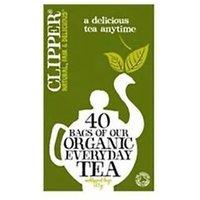 Clipper Organic Everyday Tea 40 Bags