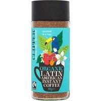 Clipper Organic Latin American Instant Coffee