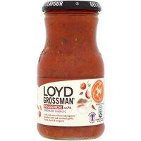 Loyd Grossman Bolognese with Smoked Garlic