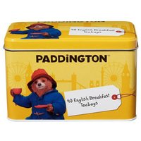 Paddington Bear Tin with 40 Tea Bags