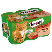 Kitekat Megamix in Jelly 6 x 400g