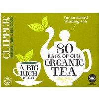 Clipper Organic Blend Tea - 80 Bags