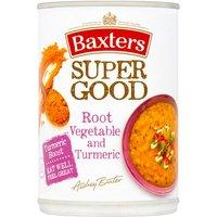 Baxters Super Good Root Vegetable & Turmeric 400g