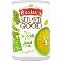 Baxters Super Good Pea Broccoli and Basil Pesto 400g