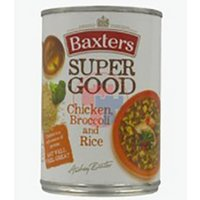 Baxters Super Good Chicken Broccoli And Rice 400g