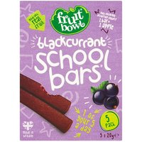 Fruit Bowl School Bars Blackcurrant