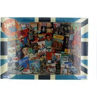 Gibsons Spirit Of The 50s Jigsaw Puzzle 1000 Piece