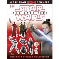 Star Wars The Last Jedi (TM) Ultimate Sticker Collection