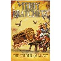 The Colour Of Magic (Discworld Novel 1)