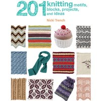 201 Knitting Motifs Blocks Projects & Ideas
