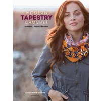 Modern Tapestry Crochet Techniques Projects Adventure