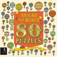 Around the World in 80 Puzzles