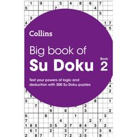 Big Book of Su Doku book 2 300 Puzzles