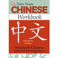 Easy Peasy Chinese Workbook Mandarin Chinese Practice for Beginners