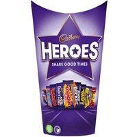 Cadburys Heroes Carton