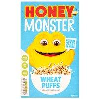 Honey Monster Sugar Puffs