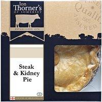 Jon Thorners Steak & Kidney Pie