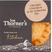 Jon Thorners Chicken & Mushroom Pie