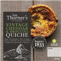 Jon Thorners Broccoli Quiche
