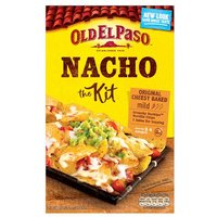 Old El Paso Nachos The Kit Original Cheesy Baked