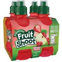 Robinsons Fruit Shoot NAS Summer Fruits 4pk
