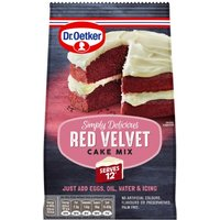 Dr Oetker Red Velvet Mix
