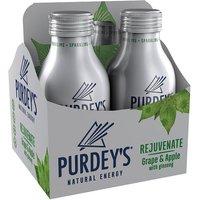 Purdey's Rejuvinating Drink 4pk