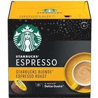 Starbucks Blonde Espresso Dolce Gusto 12 Caps