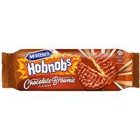 Mcvities Milk Choc Hob Nobs Brownie 12 x 262g
