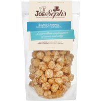 Joe and Seph's Salted Caramel Popcorn Pouch