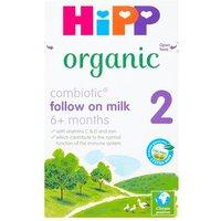 Hipp 6 Month Organic Follow On Milk