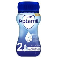 Milupa Aptamil Follow On Milk Ready to Drink