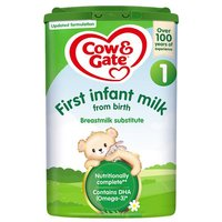 Cow & Gate First Infant Milk