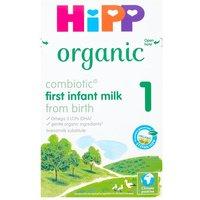 Hipp Organic Combiotic First Infant Milk