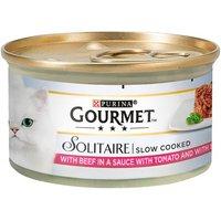 Gourmet Solitare Beef in Tomato Sauce