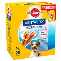 Pedigree Denta Stix Medium Dogs 28 Sticks