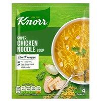 Knorr Super Chicken Noodle Soup Sachet