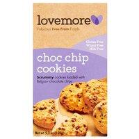 Lovemore Gluten Free Chocolate Chip Cookies