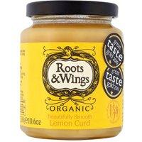 Roots & Wings Organic Lemon Curd