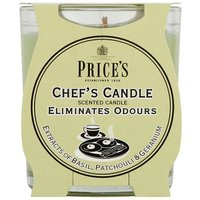 Price's Chefs Candle Jar