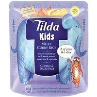 Tilda Kids Mild Curry Rice