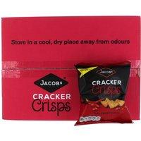 Jacobs Cracker Crisps Sweet Chilli 18 x 40g