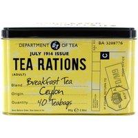 New English Tea Rations 40 Teabags