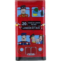 New English Teas Travel Mints London Bus