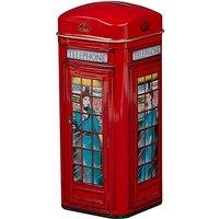 Telephone Box Tin 14 Teabags