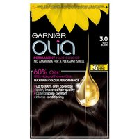 Garnier Olia Permanent Hair Dye Soft Black 36